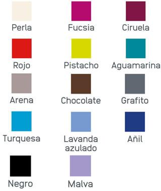 colores tencel
