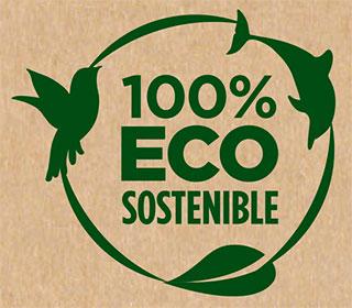 100% eco sostenible mash