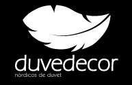logo edredones nordicos duvedecor