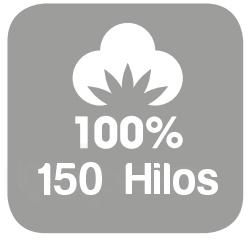 algodon de 150 hilos