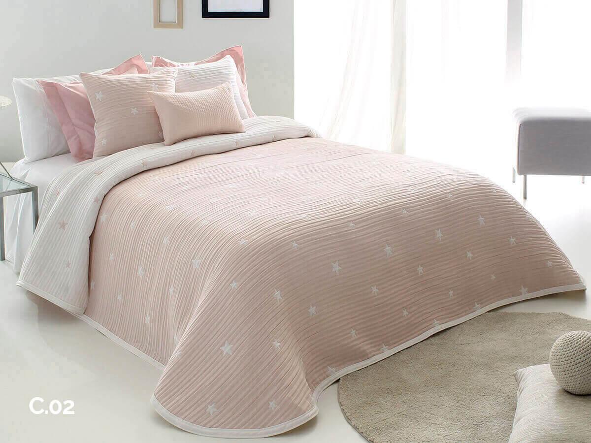 colcha rosa reig marti
