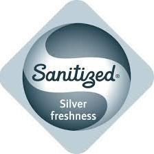 sanitized silver
