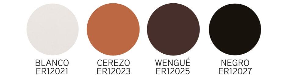 colores base transpirable ergobox Pikolin