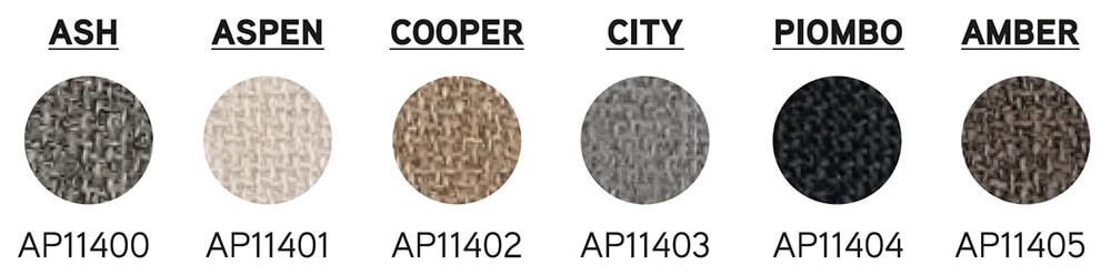 canape abatible textil HD Pikolin colores