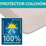 protector colchon termorregulador tencel